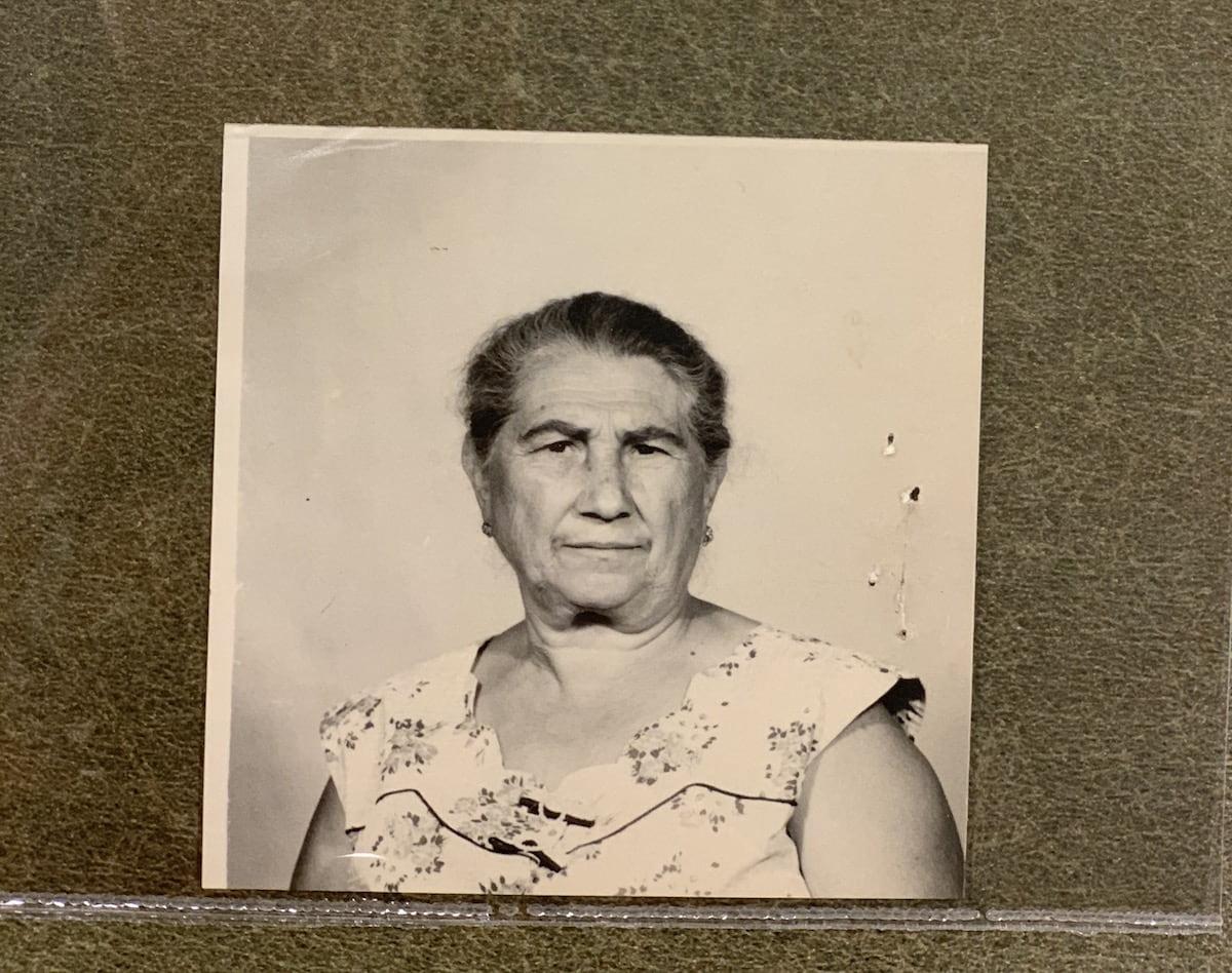 Older Portrait Photo of Teresa Sterrantino